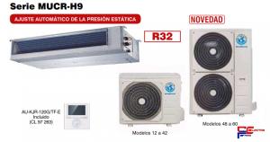 Aire acondicionado MUCR-H9
