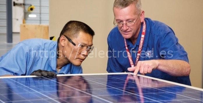 calidades paneles solares fotovoltaicos